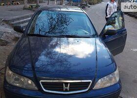 Синій Хонда Аккорд, объемом двигателя 2 л и пробегом 270 тыс. км за 5800 $, фото 1