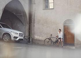 Спеціальна пропозиція від Volvo XC90 для любителів велопрогулянок