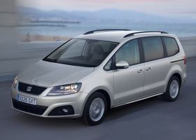 SEAT Alhambra null