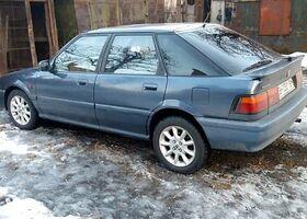 Синий Хонда Концерто, объемом двигателя 1.6 л и пробегом 250 тыс. км за 3000 $, фото 1