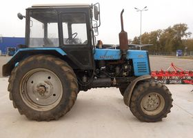 Не указан МТЗ 1025 Беларус, объемом двигателя 0.1 л и пробегом 4 тыс. км за 0 $, фото 1