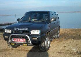 Синій Ніссан Террано, объемом двигателя 2 л и пробегом 10 тыс. км за 6216 $, фото 1