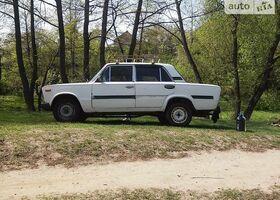 Білий ВАЗ 2103, объемом двигателя 1.3 л и пробегом 1 тыс. км за 600 $, фото 1