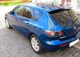Синій Мазда 3, объемом двигателя 1.6 л и пробегом 103 тыс. км за 8800 $, фото 1