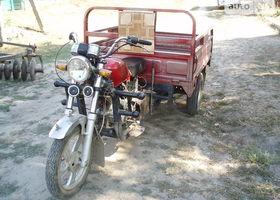 Красный Сабур 150, объемом двигателя 1.5 л и пробегом 5 тыс. км за 500 $, фото 1