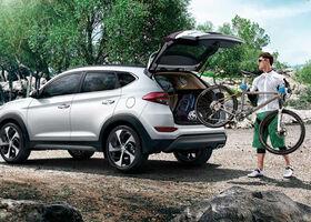 Hyundai Tucson Limited за акційною ціною до 31 жовтня!