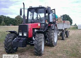 Красный МТЗ 1025 Беларус, объемом двигателя 0.1 л и пробегом 1 тыс. км за 650000 $, фото 1
