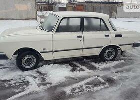 Белый Москвич / АЗЛК 2140, объемом двигателя 1 л и пробегом 46 тыс. км за 858 $, фото 1