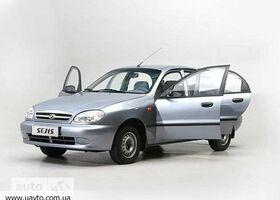 Серый ЗАЗ Сенс, объемом двигателя 1.3 л и пробегом 1 тыс. км за 6173 $, фото 1