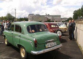 Зелений Москвич / АЗЛК 403, объемом двигателя 1.4 л и пробегом 25 тыс. км за 1150 $, фото 1
