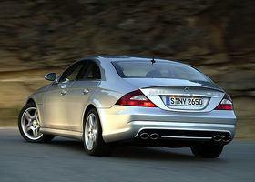 Mercedes-Benz CLS 55 AMG null