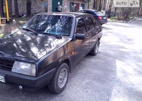 Черный ВАЗ 21099, объемом двигателя 1.5 л и пробегом 132 тыс. км за 2800 $, фото 6