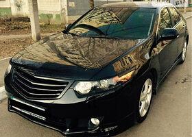 Чорний Хонда Аккорд, объемом двигателя 2.4 л и пробегом 177 тыс. км за 14500 $, фото 1