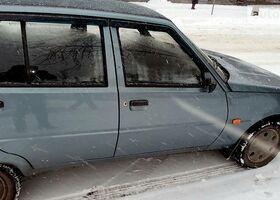 Сірий ЗАЗ 1103 Славута, объемом двигателя 1 л и пробегом 71 тыс. км за 2200 $, фото 1