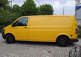 Апельсин Фольксваген Т (Транспортер), объемом двигателя 2 л и пробегом 203 тыс. км за 10300 $, фото 1