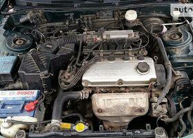 Зеленый Мицубиси Галант, объемом двигателя 1.8 л и пробегом 280 тыс. км за 3700 $, фото 1