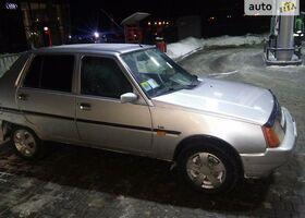Серый ЗАЗ 1103 Славута, объемом двигателя 1.2 л и пробегом 130 тыс. км за 1500 $, фото 1