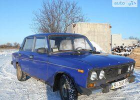 Синий ВАЗ 2106, объемом двигателя 1.3 л и пробегом 1 тыс. км за 632 $, фото 1