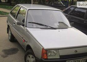 Серебряный ЗАЗ Таврия-Нова, объемом двигателя 1.1 л и пробегом 25 тыс. км за 2500 $, фото 1