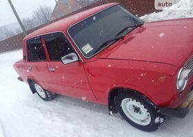 Червоний ВАЗ 2101, объемом двигателя 13 л и пробегом 100 тыс. км за 1300 $, фото 1