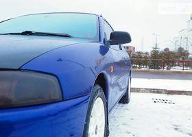 Синий Мицубиси Кольт, объемом двигателя 1.3 л и пробегом 250 тыс. км за 3500 $, фото 1