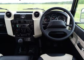 Land Rover Defender null