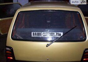 Золотой ВАЗ 1111 Ока, объемом двигателя 0.08 л и пробегом 170 тыс. км за 1650 $, фото 1