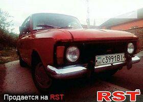 Красный ИЖ 2125, объемом двигателя 1.5 л и пробегом 1 тыс. км за 440 $, фото 1