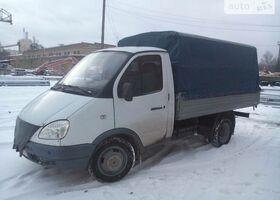 Белый ГАЗ 3302 ГАЗель, объемом двигателя 2.89 л и пробегом 193 тыс. км за 3400 $, фото 1