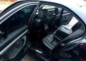 Чорний БМВ 5 Серія, объемом двигателя 3 л и пробегом 292 тыс. км за 6000 $, фото 31