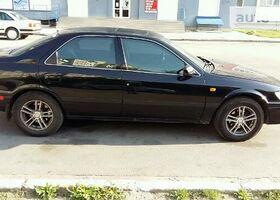 Чорний Тойота Камрі, объемом двигателя 3 л и пробегом 1 тыс. км за 4900 $, фото 1