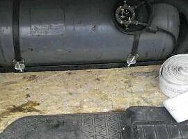 Серый Фольксваген Джетта, объемом двигателя 1.8 л и пробегом 1 тыс. км за 2200 $, фото 2