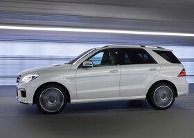 Mercedes-Benz ML 63 AMG 2015