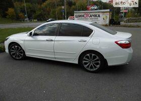 Білий Хонда Аккорд, объемом двигателя 2.4 л и пробегом 60 тыс. км за 25500 $, фото 7