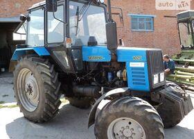 Синий МТЗ 1025 Беларус, объемом двигателя 4.75 л и пробегом 1 тыс. км за 148000 $, фото 1