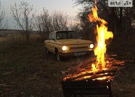 Желтый ЗАЗ 968, объемом двигателя 1.2 л и пробегом 86 тыс. км за 316 $, фото 1