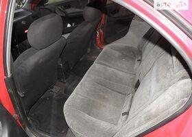 Красный Ниссан Примера, объемом двигателя 2 л и пробегом 200 тыс. км за 1400 $, фото 1