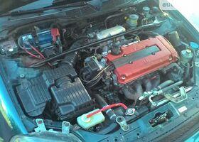 Зелений Хонда Сівік, объемом двигателя 1.6 л и пробегом 286 тыс. км за 5500 $, фото 1