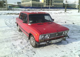 Червоний ВАЗ 2106, объемом двигателя 1.6 л и пробегом 1 тыс. км за 1250 $, фото 1
