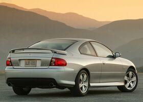 Понтіак GTO, Купе 2004 - 2005