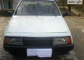 Білий ВАЗ 2108, объемом двигателя 1 л и пробегом 1 тыс. км за 1250 $, фото 1