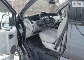 Черный Рено Трафик груз-пасс., объемом двигателя 2.5 л и пробегом 241 тыс. км за 12700 $, фото 1