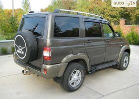 Оливковый УАЗ 3163, объемом двигателя 2.7 л и пробегом 108 тыс. км за 0 $, фото 1