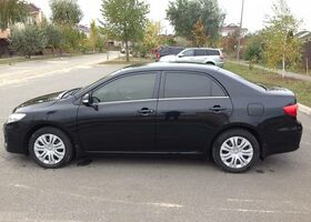 Чорний Тойота Королла, объемом двигателя 14 л и пробегом 40 тыс. км за 15500 $, фото 7