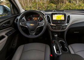 Chevrolet Equinox 2017 на тест-драйве, фото 9