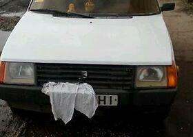 Білий ЗАЗ 1102 Таврія, объемом двигателя 1 л и пробегом 1 тыс. км за 1300 $, фото 1