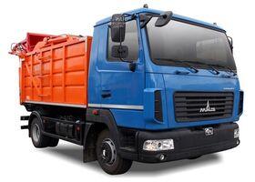 Группа компаний АИС презентует новую модель коммунального автомобиля украинского производства!