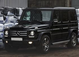Mercedes-Benz G 55 AMG null