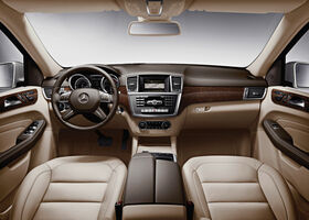 Mercedes-Benz ML 350 null