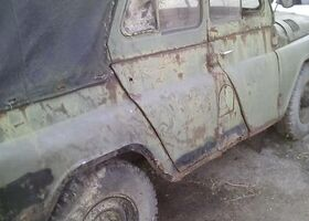 Зелений УАЗ 469, объемом двигателя 3 л и пробегом 100 тыс. км за 890 $, фото 1